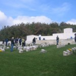 War memorial Anzac Cove