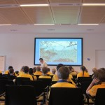 Inside the classroom at Warragamba