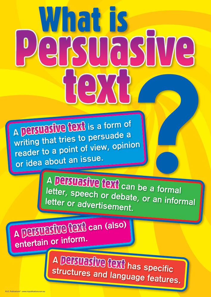 good persuassive essay
