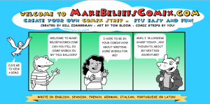 Make Beliefs Comix