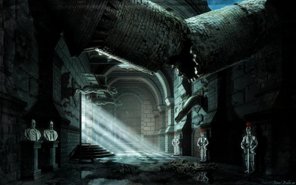 castle_corridor_by_tesparg-d3k4qt3