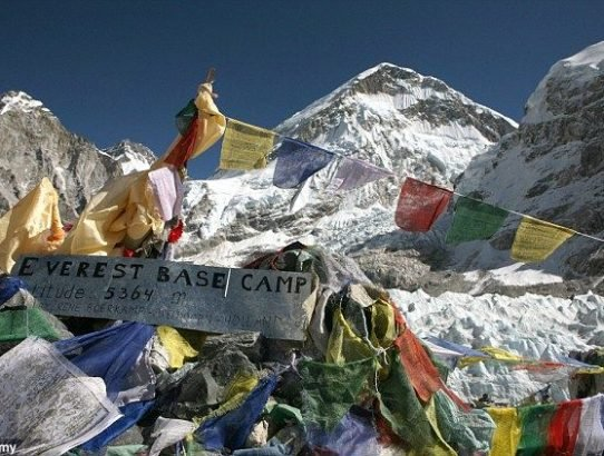 What's Important about Mt Everest!