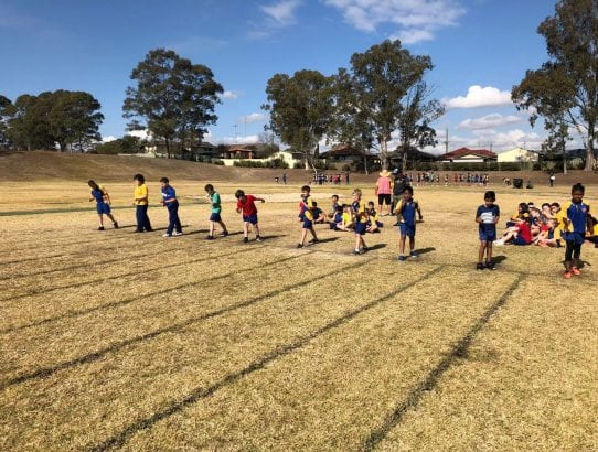 Athletics Carnival, 2018