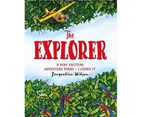 The Explorer - Our First Novel of 2019!